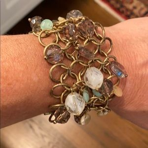 Talbots Jewelry - Talbot's Beaded Bracelet